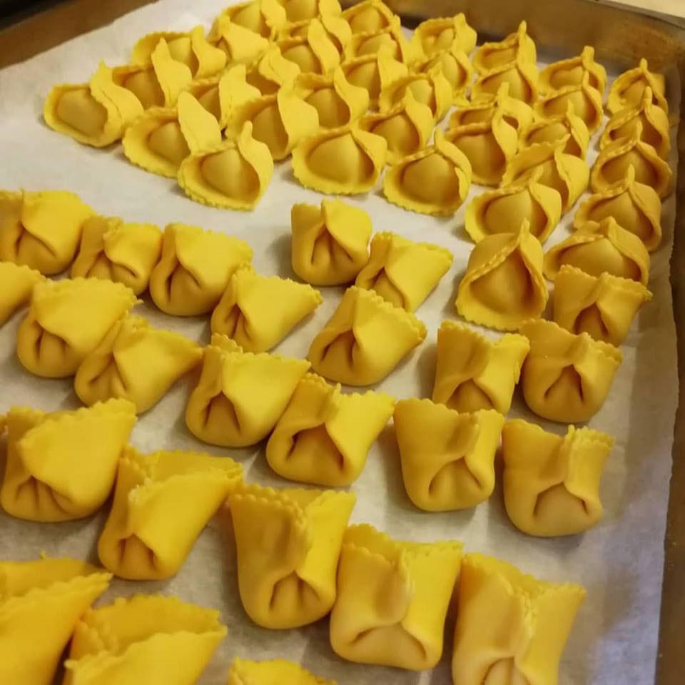 Enoteca Finzi - pasta fresca